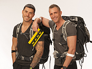 "The Amazing Race Season 20: Friends Joey ""Fitness"" Lasalla & Danny Horal"