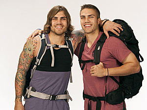 The Amazing Race Season 20: Twins Elliot & Andrew Weber