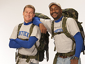 The Amazing Race Season 20: Best Friends Bopper Minton & Mark Jackson