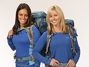 The Amazing Race Season 20: Federal Agents Nary Ebeid & Jamie Graetz