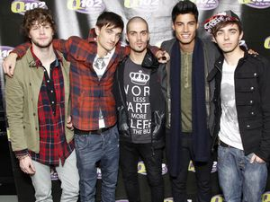 The Wanted, Q 102&#39;s iHeart Radio Performance Theater