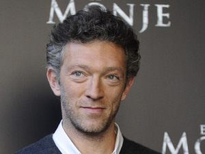 Vincent Cassel attends a photocall for 'El Monje' (The Monk) at the French Institute Madrid, Spain