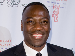 Adewale Akinnuoye-Agbaje 2011 Angel Ball To Benefit Gabrielle's Angel Foundation at Cipriani Wall Street New York City