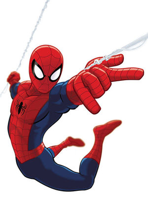 Marvel All-Ages Title: Spider-man