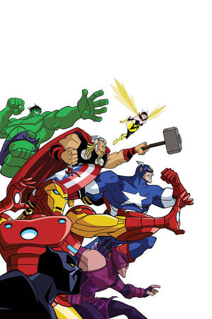 Marvel All-Ages Title: Avengers