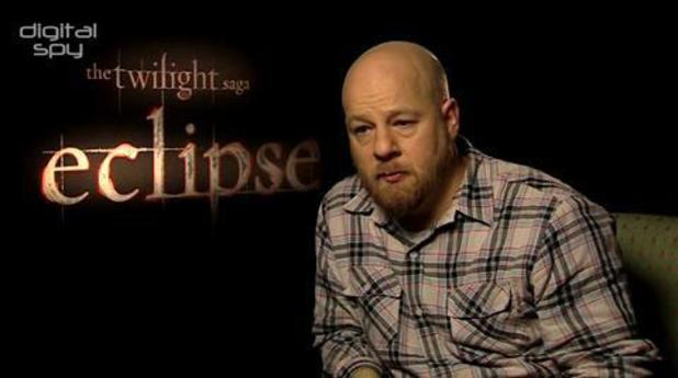 Digital Spy talks to 'Eclipse' director David Slade about the latest installment in 'The Twilight Saga'.