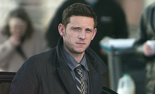 'Filth' set photos: Jamie Bell as Ray Lennox