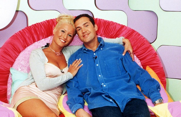 Johnny Vaughan and Denise Van Outen on The Big Breakfast