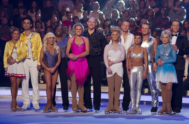 The skaters who won immunity