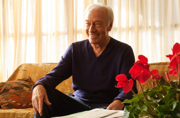 Christopher Plummer in Beginners