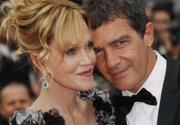 Melanie Griffith, Antonio Banderas