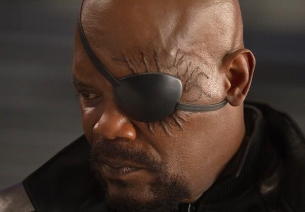 Nick Fury eyepatch