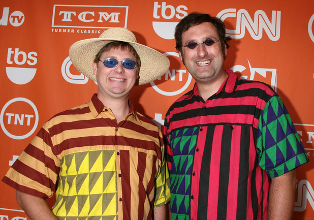 Tim Heidecker and Eric Wareheim Turner Broadcasting's TCA Summer Party - Arrivals held at the Beverly Hilton Hotel Los Angeles, California