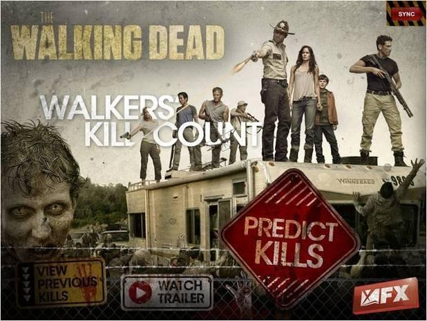 Reddiscover Walking Dead App