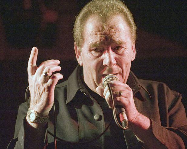 The Troggs frontman Reg Presley