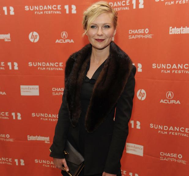 Kirsten Dunst, Bachelorette, Sundance FIlm Festival 2012