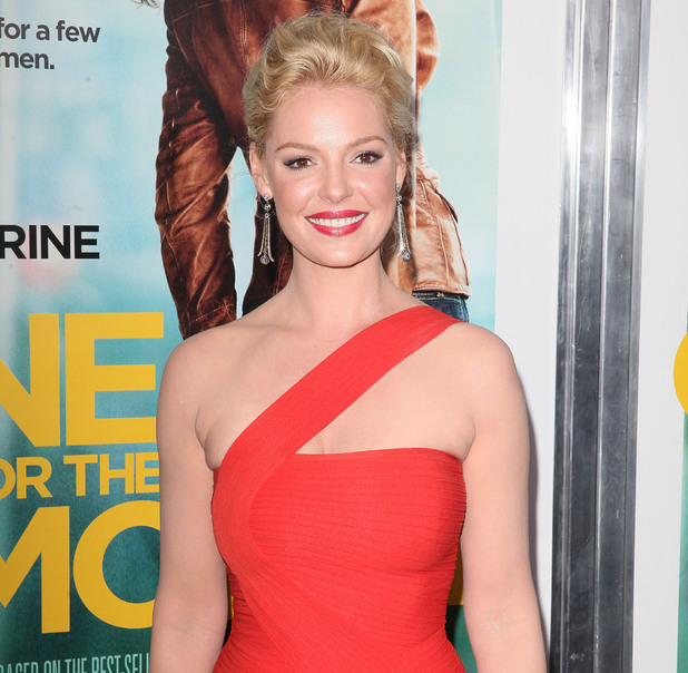 Katherine Heigl at the &#39;One for the Money&#39; premiere at the AMC Loews Lincoln Square.