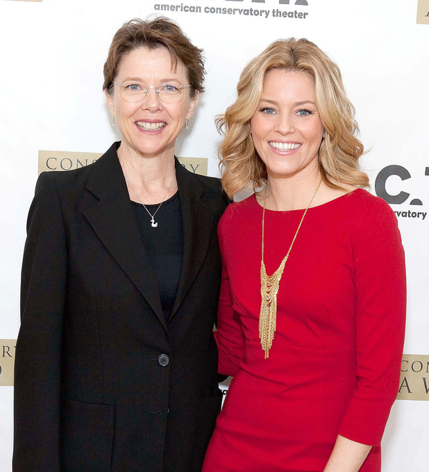 Annette Bening and Elizabeth Banks