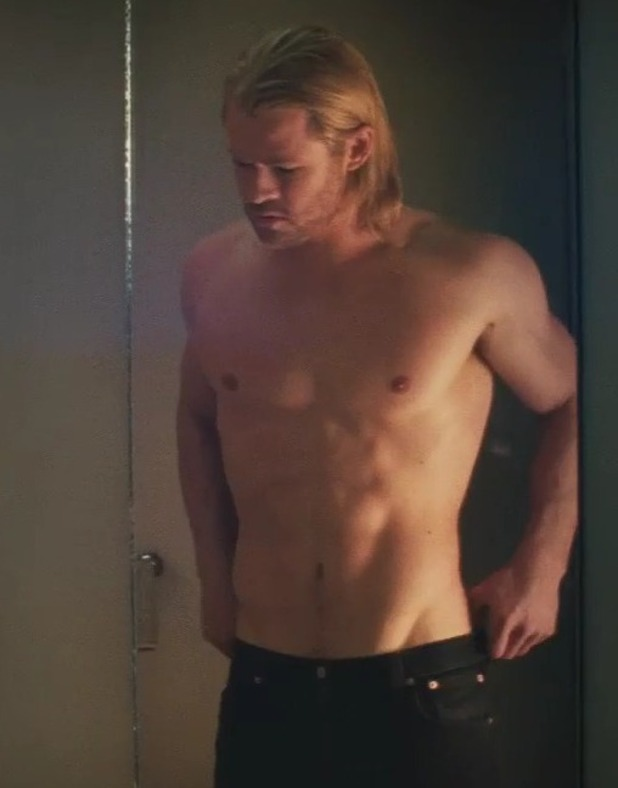 Another one from the Thor trailer
