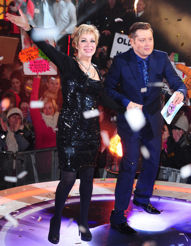 Winner Denise Welch