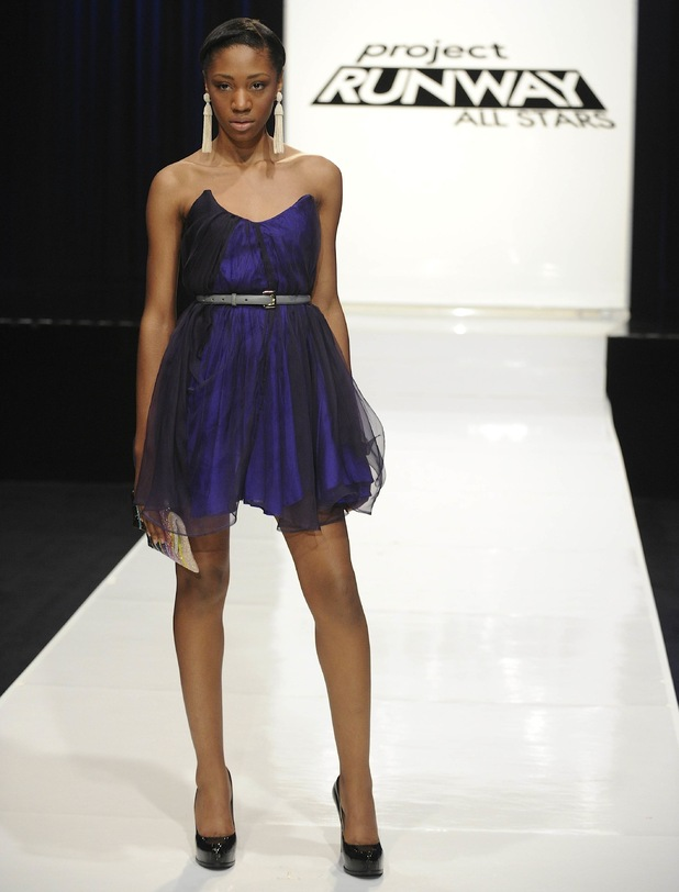 April Johnston, Project Runway All stars