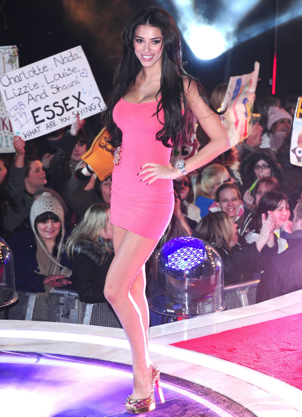 Evicted housemate Georgia Salpa