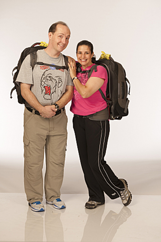 The Amazing Race: Season 20 Cast