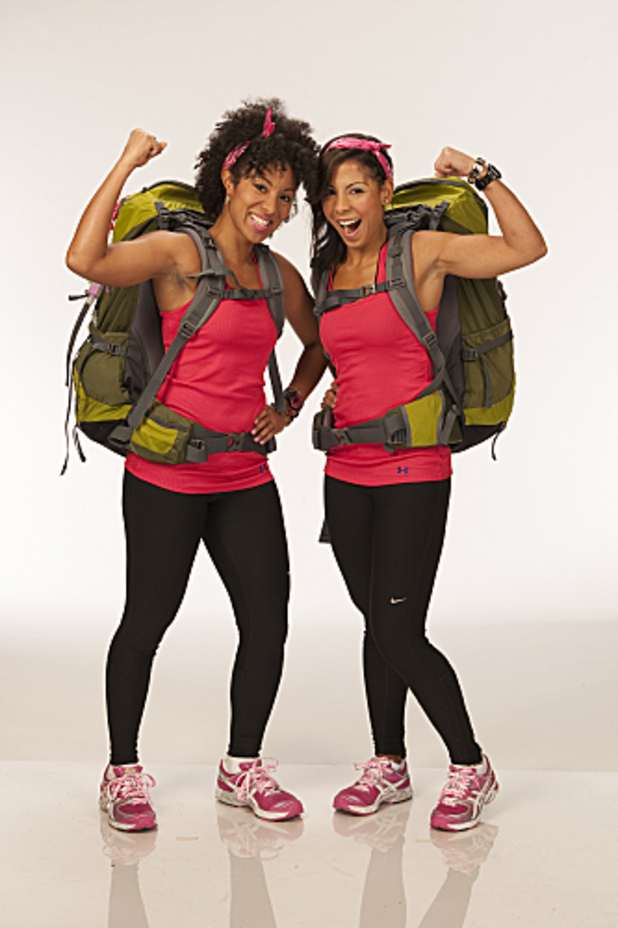 The Amazing Race Season 20: Cousins Kerri Paul & Stacy Bowers