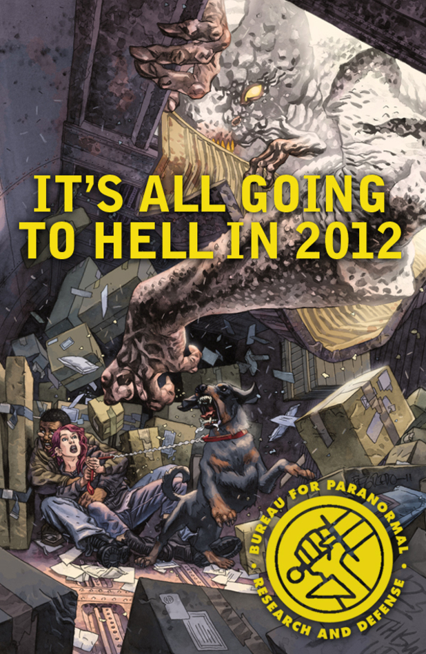 B.P.R.D Hell on Earth 2012