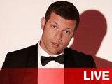 NTA Live Image: Dermot O'Leary