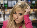 Actress Katherine Kelly admits she would return to the soap.