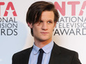 Matt Smith talks about his Doctor Who future backstage at the National Television Awards.