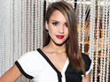 Jessica Alba manages to keep romance alive with husband Cash Warren.