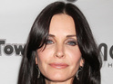 Courtney Cox has remained celibate since her split from David Arquette.