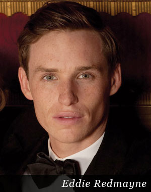 Something Nice To Look At: Eddie Redmayne