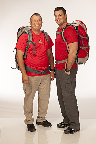 The Amazing Race Season 20: Boarder Patrol Agents Art Velez & JJ Carrell