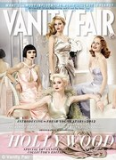 Vanity Fair, Mario Testino, Jennifer Lawrence, Rooney Mara, Jessica Chastian, Mia Wasikowska