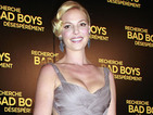 Katherine Heigl: 'I don't see myself as difficult'