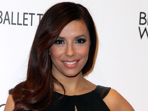 "Eva Longoria Black & White Ball Honoring Woman of the Year ""Eva Longoria"" at Aria Resort and Casino at City Center Las Vegas, Nevada"