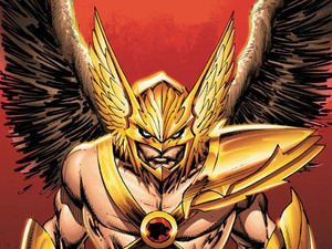 Savage Hawkman 