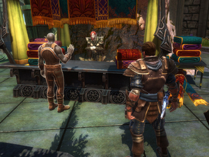 'Kingdoms Of Amalur: Reckoning' screenshot