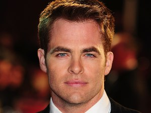 'This Means War' premiere gallery: Chris Pine