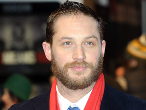 &#39;This Means War&#39; premiere gallery: Tom Hardy