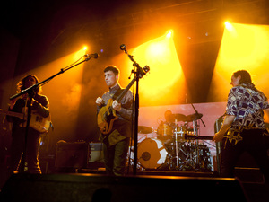 The Maccabees in concert