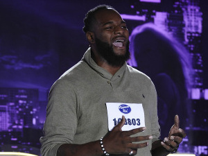 American Idol Season 11 - Portland Auditions - Jermaine Jones