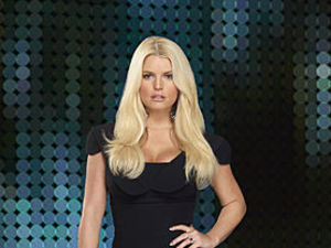 Fashion Star Mentor Jessica Simpson