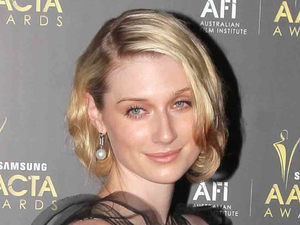Elizabeth Debicki, who will make her major movie debut in Baz Lurhmann's The Great Gatsby later this year.