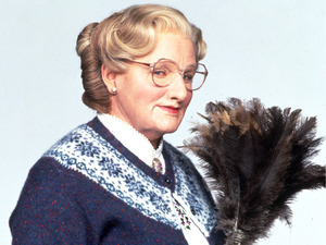 Mrs Doubtfire, Robin Williams