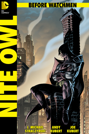Nite Owl by Andy Kubert and Joe Kubert
