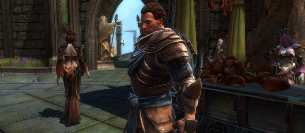&#39;Kingdoms Of Amalur: Reckoning&#39; screenshot